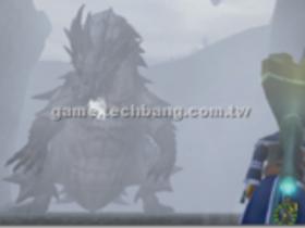 【魔物獵人 Frontier】【魔物獵人】狩獵魔物-老山龍
