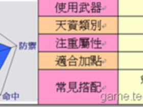 【龍】【龍】天資與技能-刀法分析與列表