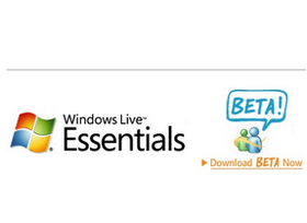 MSN又改版了,Windows Live Essentials一整包Beta公開
