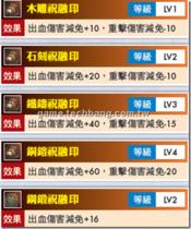 【龍】【龍】印記列表