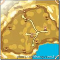 【魔卡英雄】【魔卡英雄】地圖全集-貝加爾湖地圖