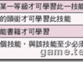 【彩虹汽泡】【彩虹汽泡】技能資料大全