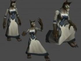 【魔獸世界】【4.0】女狼人遊戲模組搶先曝光!