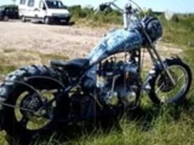 【魔獸世界】阿薩斯打造的摩托車
