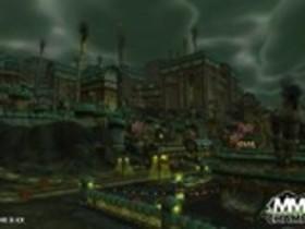 【魔獸世界】即將沉沒的卡贊島