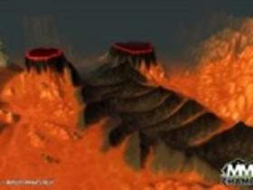【魔獸世界】荒蕪之地大撕裂,卡加斯掰掰