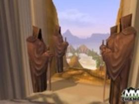 【魔獸世界】埃及風格新地區:奧丹姆