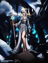 【魔獸世界】官網新Fan Art:魔獸與星海