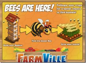 【FarmVille】【Farm Ville】7/13 改版更新整理-蜜蜂來襲