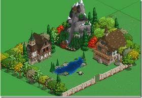 【FarmVille】【Farm Ville】7/16 改版更新整理-依然是瑞士風