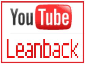 不等Google TV,YouTube  Leanback先跑上電視