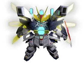 【SD 鋼彈】《SD鋼彈 Online》推出機動新世紀『鋼彈DX』改版