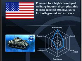 【PC 單機】 《R.U.S.E. 心戰詭陣》陣營戰力分析卡發佈