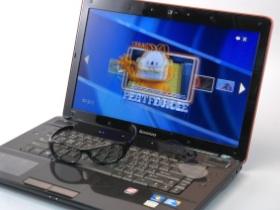 全台第三款3D筆電:Lenovo IdeaPad Y560d