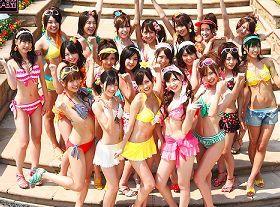 【爆八卦專欄】認識最新的日本美少女夯團-AKB48