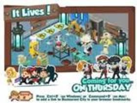 【Restaurant City】10/19 活死人上演惡靈古堡!