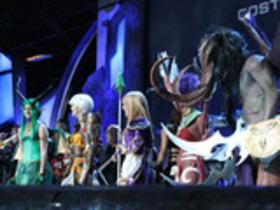 【魔獸世界】BlizzCon 2010 Cosplay與舞蹈大賽