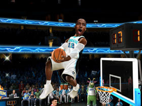 【電視遊樂器】《NBA爆灌王》提供XBOX 360和PLAYSTATION 3線上遊戲功能