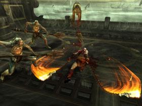 【掌機與手機遊戲】【遊戲介紹】戰神:斯巴達的鬼魂