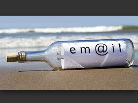 超越時空的Email
