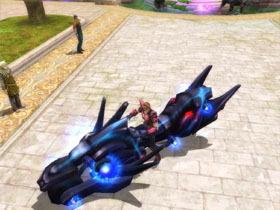 【時空】酷炫摩托車帥氣上陣!  新《時空Online》與您征戰四方!