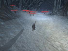 【七魂】寒陰洞:寒霜長廊