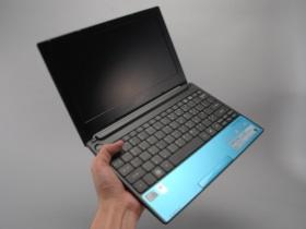小筆電加Android更好玩?Acer Aspire One D255搶先測