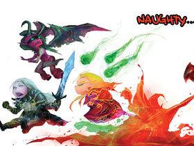 【魔獸世界】Blizzard 賀卡與甜點大賽結果出爐!