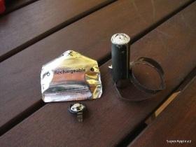 Apple電池就是三洋電機的Eneloop?