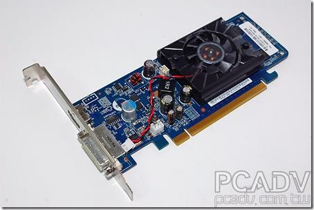 採用G98核心的NVIDIA 9300GS顯示卡