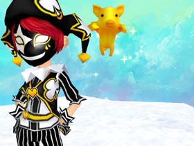 【Hiyo衝天跑】衝天學院開課  三階小丑煉金裝全面解禁