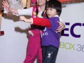 【電視遊樂器】Kinect體感魅力無限大,4歲迷你彬代兄出征,力拼8歲愛子與10歲兆絃