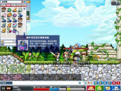 【楓之谷】LV40組隊任務:結婚