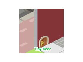 【Restaurant City】Tiny Door抽獎串