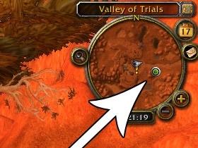 【魔獸世界】4.1小地圖將顯示你的目標