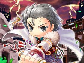 【楓之谷】嵐司洛幻想童話 第14集:世界超級擂台賽