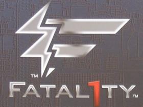 Fatal1ty 的新職業:設計人體工學家具