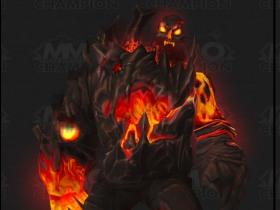 【魔獸世界】4.2火源之界新BOSS+小怪模組
