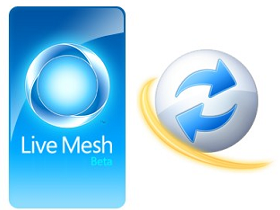 Windows Live Mesh 微軟的雲端桌面