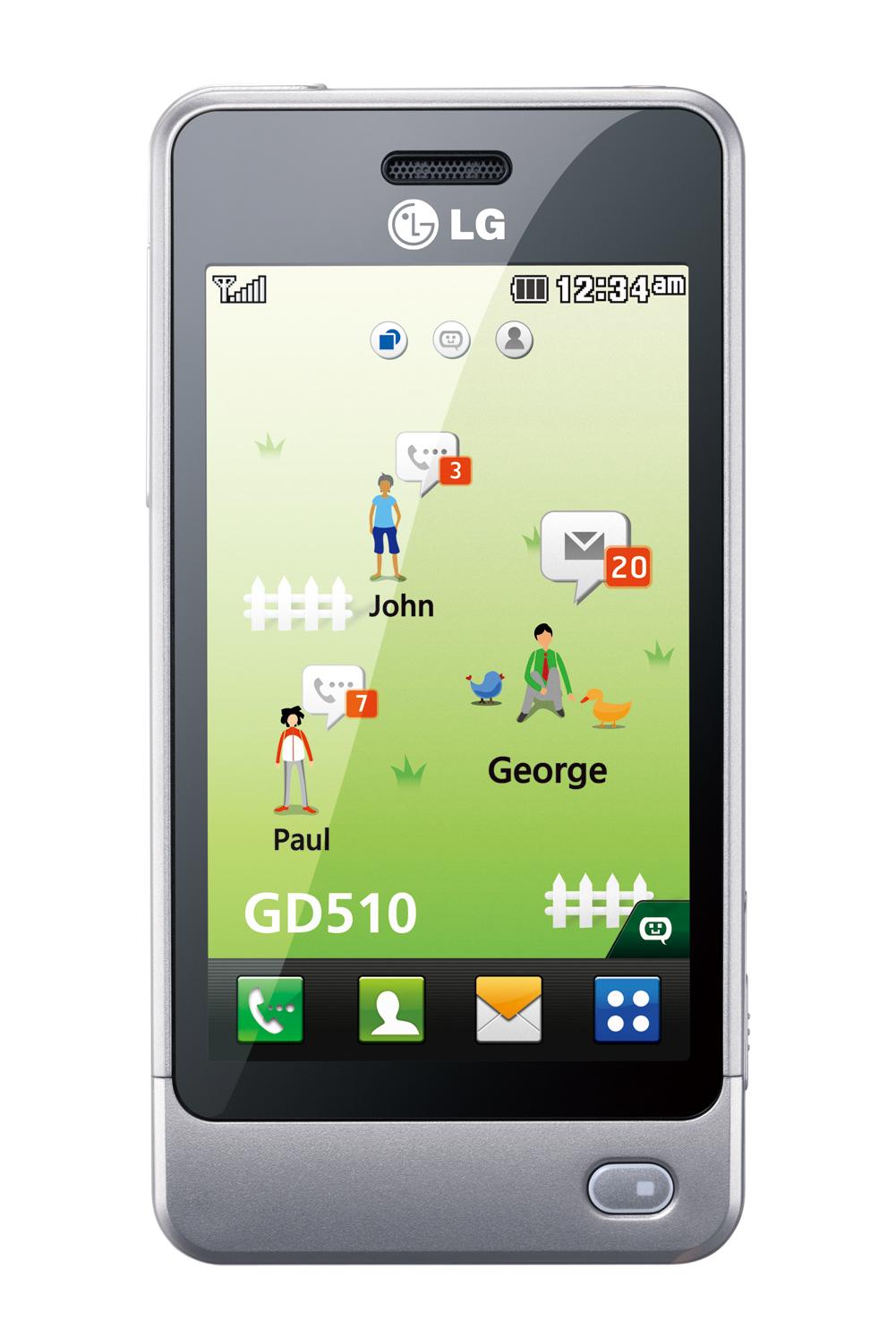 學生換機超值選擇LG GD510  5000元有找