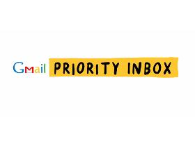 Gmail Priority Inbox 讓重要信件自動往上爬