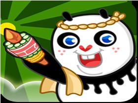 【熊貓串燒】熊貓不只會打功夫,還會料理美味的串燒! 免費版Panda BBQ豋場!