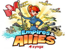 【臉書其他遊戲】ZYNGA 最新作品EMPIRES & ALLIES出擊