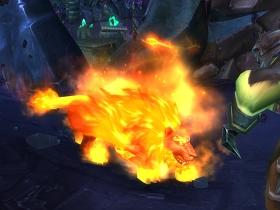 【魔獸世界】你想當全身著火的德魯伊嗎?