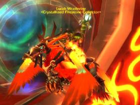 【魔獸世界】【4.2】【火源的怒燄】晶化火石與裝備升級