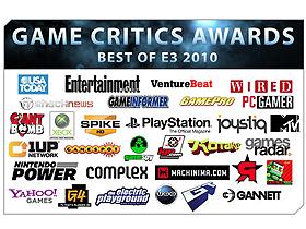 【遊戲產業情報】2011 E3遊戲評論家獎票選結果揭曉