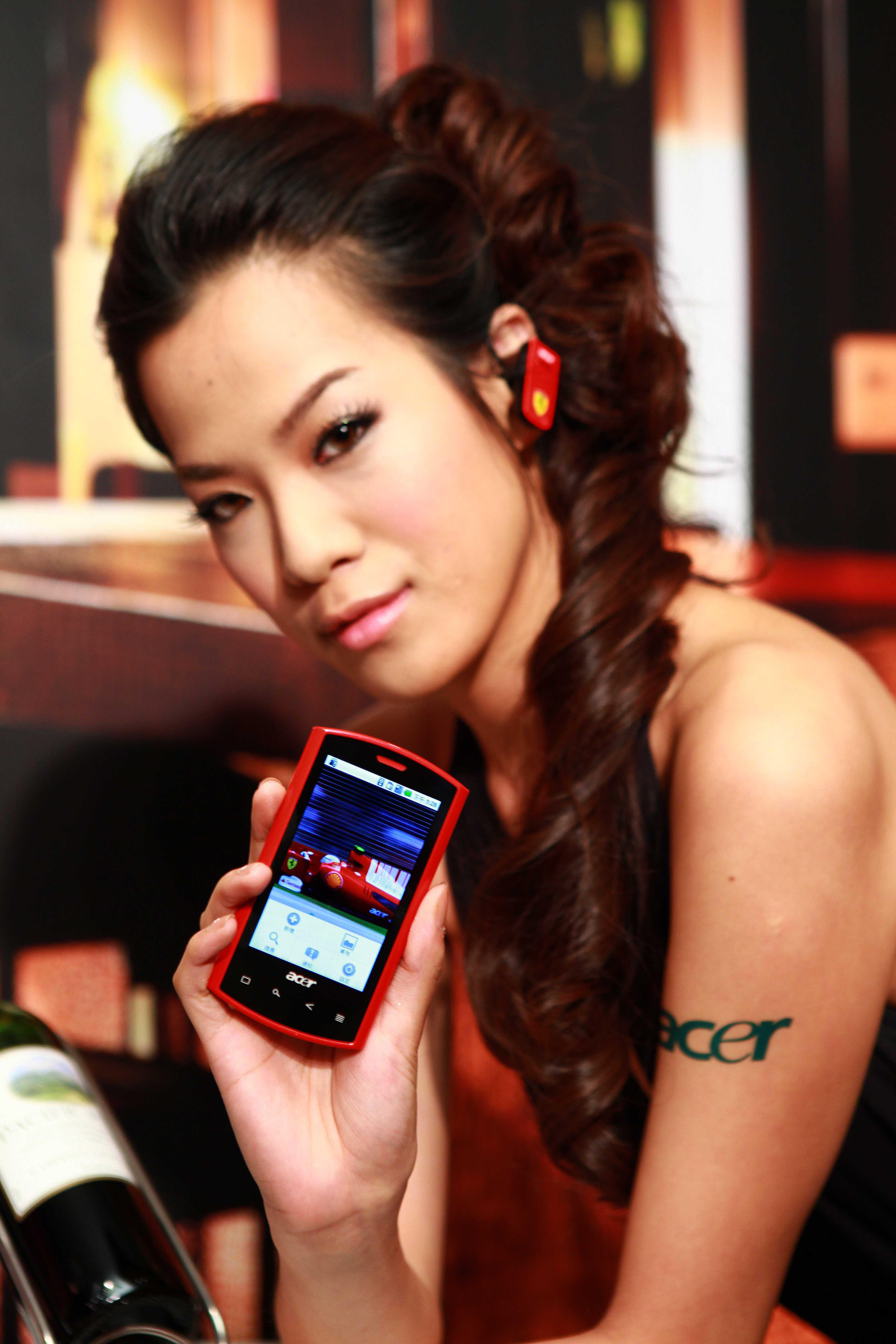 Acer智慧型手機Liquid全面升級為Android 2.1版