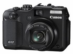 Canon PowerShot G12、Nikon CoolPix P7000 撞杉?碰巧的啦