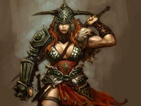【暗黑破壞神III】【職業介紹】野蠻人 Barbarian