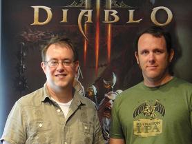 【暗黑破壞神III】暗黑破壞神專訪:封測、戰網、PVP、遊戲系統QA大公開